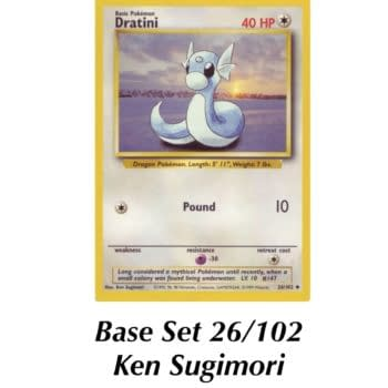 Pokémon TCG Spotlight: Some of the Best Dratini Pokémon Cards