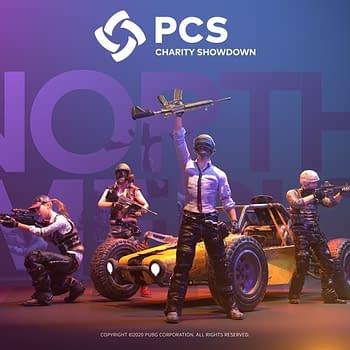 PUBG Reveals Details For The PCS North American Showdown