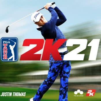 PGA Tour 2K21 Main Art