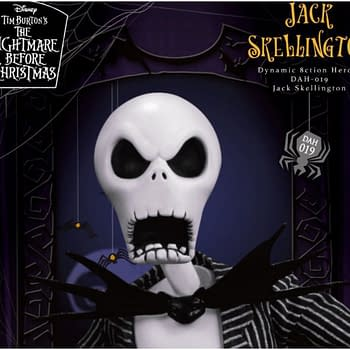 Nightmare Before Christmas Jack Goes Dynamic with Beast Kingdom
