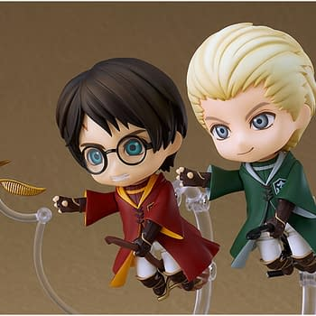 Harry Potter Rival Draco Malfoy Gets New Figure from Good Smile