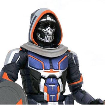 Taskmaster Lives with New Diamond Marvel Select Figure