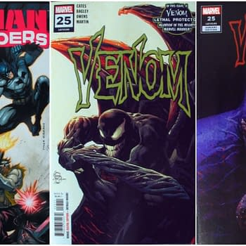 The Back-Order List 5/27/2020: Venom #25 and Not Much Else
