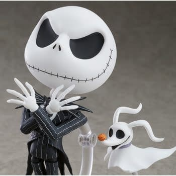 Jack Skellington is Back with Good Smile Company Nendoroid Re-Release