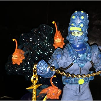 We Look At Baron Bends and The Aquaticons From Mezco Toyz