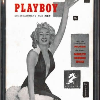 Own a Piece of Americana with Playboy #1 from ComicConnect!