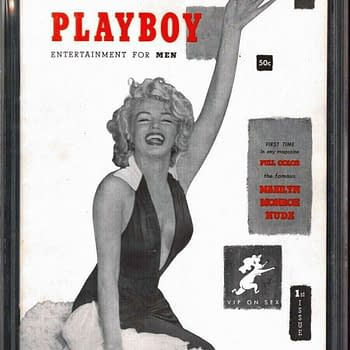 Own a Piece of Americana with Playboy #1 from ComicConnect