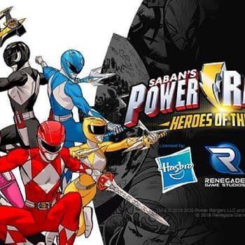 Renegade Game Studios Reveals New Power Rangers Expansions