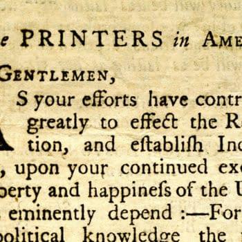 THE ISSUE: Democracy Dies in Darkness, 1786