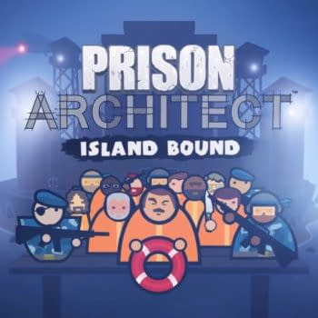 Prison Architect Island Bound Main Art