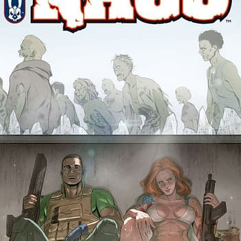 Rags Comes To an End in Antarctic Press August 2020 Solicitations
