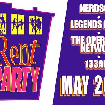 Malcolm Barrett David Walker &#038 More Head The Rent Party Online Con