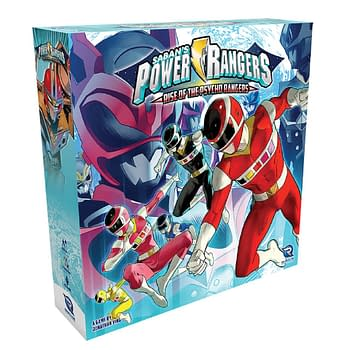 Power Rangers: Heroes Of The Grid Kickstarter Funded In Six Minutes