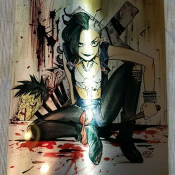 No Heroine #1 Variants Going for $100+ on eBay, Diamond Order Cutoff this Friday