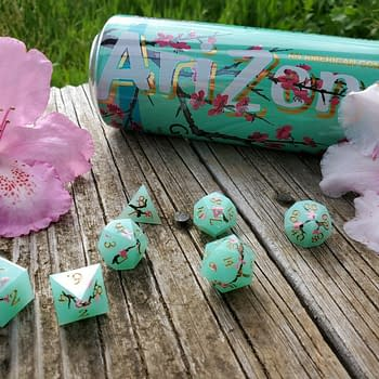 Aesthetic Dice: Live &#038 Let Dices Arizona Iced Tea Inspired Set