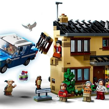 Harry Potter Gets New Magical Building Sets from LEGO