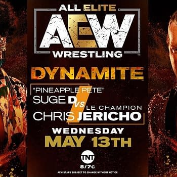 Chris Jericho Has Words for Pineapple Pete Heading Into AEW Dynamite