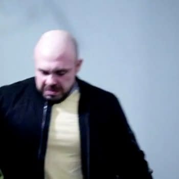 Michael Elgin, from Impact's Locker Room Talk [Broadcast Screencap]