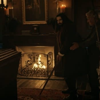 Nandor reunites with his previous familiar in What We Do in the Shadows, courtesy of FX.