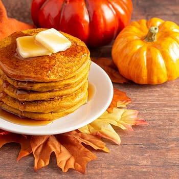 Nerd Food: Make Your Breakfast Magical With These Pumpkin Pancakes