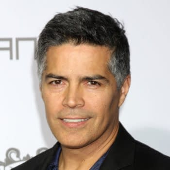 Esai Morales at the Annual Trans4m Benefit Concert at Avalon on January 23, 2014 in Los Angeles, CA. Editorial credit: Kathy Hutchins / Shutterstock.com
