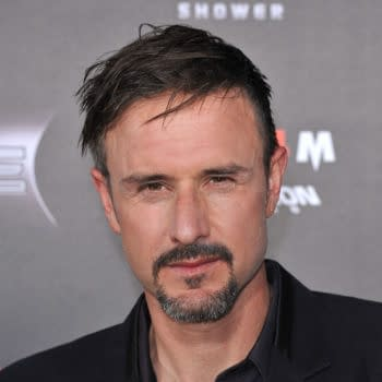 """David Arquette arrives to """"Scream 4"""" World Premiere on April 11,2011 in Hollywood, CA. Editorial credit: DFree / Shutterstock.com"""