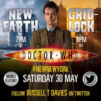 Doctor Who Lockdown Locks In Russell T. Davies for Penultimate Rewatch