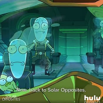 Solar Opposites Proudly Embraces Hulu Its Streaming Service Overlord