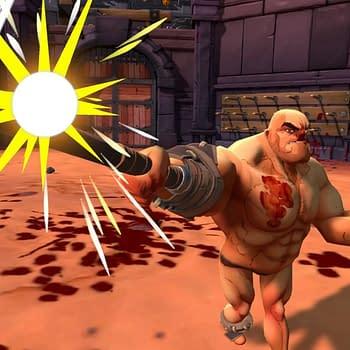 Cartoonishly Violent Gladiator Sim GORN Heads to PlayStation VR