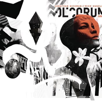 Decorum by Jonathan Hickman and Mike Huddleston Now Only 8 Issues Long