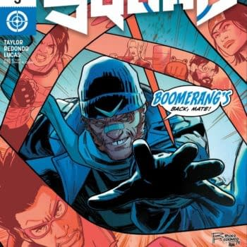 """Suicide Squad #5 Review -- """"Real Steel In Its Spine"""""""