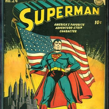 Superman 24, Sep/Oct 1943, DC Comics.