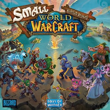 Small World Of Warcraft Crossover Board Game Coming This Summer