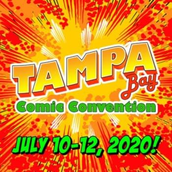 Tampa Bay Comic Con Will Happen in July, Pandemic Or No