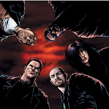 Dan Wickline Writes Novelisation Of Garth Ennis The Boys