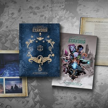 We Interview Critical Role About The Next Chronicles Of Exandria Book