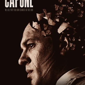 Capone Gets A New Poster Featuring Tom Hardys Gangster Portrayal