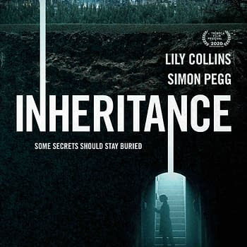 New Poster For Lily Collins Thriller Inheritance Revealed