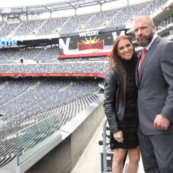 """The Quest for Lost WWE Treasures (wt) (Stephanie McMahon and Paul """"Triple H"""" Levesque)"""