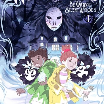Yen Press Announces Svetlana Chmakovas The Weirn Books