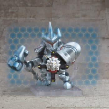 Overwatch Reinhardt Nendoroid from Good Smile Company