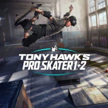 Tony Hawk's Pro Skater 1 and 2 Remastered Art