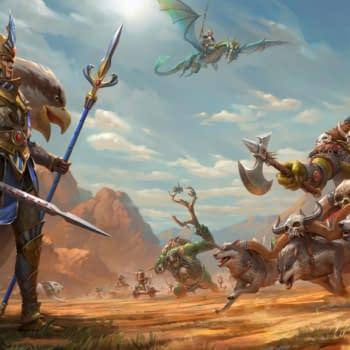 Total War Warhammer 2 Warden & The Paunch Art