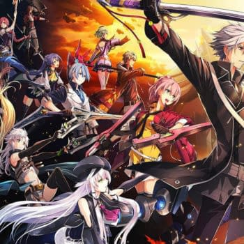 Trials Of Cold Steel IV Main Art