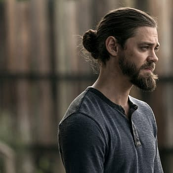 The Walking Dead Alum Tom Payne Was More Than Ready to Take Down Negan