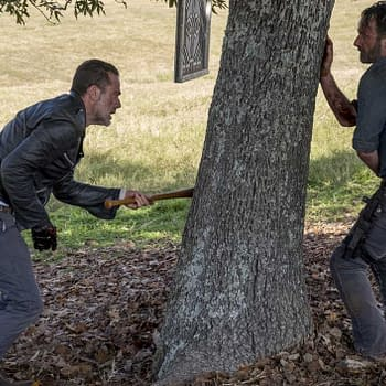 The Walking Dead EP Greg Nicotero Was All For Maggie Killing Negan