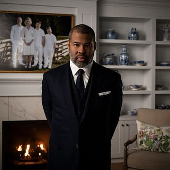 Jordan Peele in The Twilight Zone, courtesy of CBS All Access.