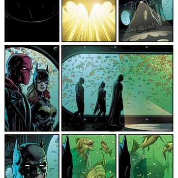 Batman Gets a New Ability in The Three Jokers Out on August 25th