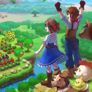 Harvest Moon: One World is making its way to PlayStation 4.