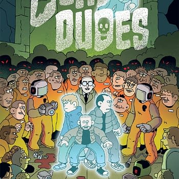 Ghost Hunters Become Ghosts In Dead Dudes from Oni Press in September